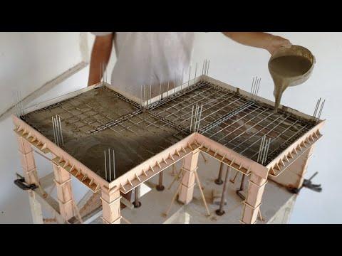 BUILDING an amazing MINI HOUSE