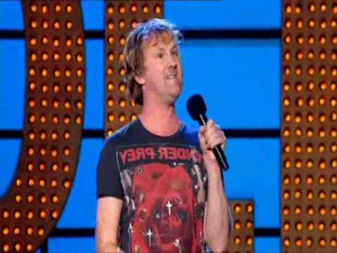 Jason Byrne Live At The Apollo
