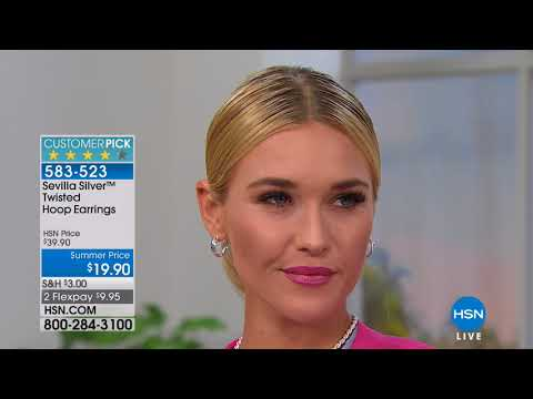 HSN | Sevilla Sterling Silver Jewelry 05.08.2018 - 01 PM