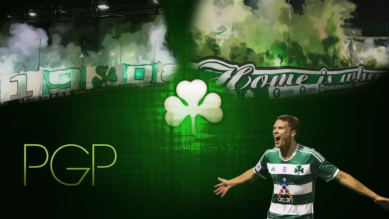 Panathinaikos FC - We are Back 2013-2014 HD - YouTube