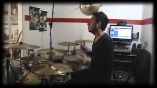 israel houghton te amo - drum cover