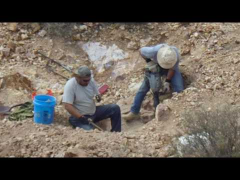 Turquoise Mining In New Mexico