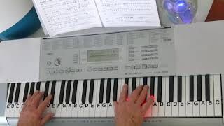 How To Play ~ Close To You ~ The Carpenters ~ LetterNotePlayer ©