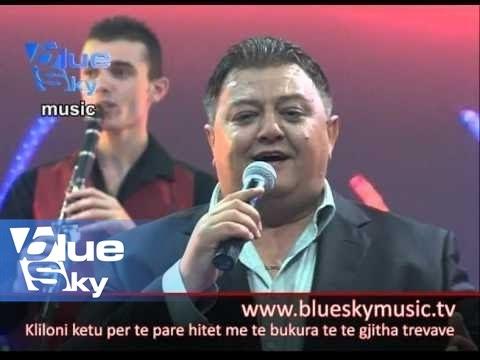 Gezim Salaj - Mbetsh e re, gjynah me u plake - TV Blue Sky