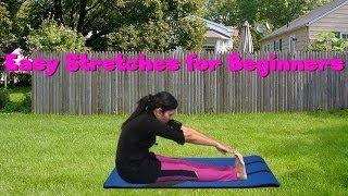 My Daily Stretching for Flexibility by Bhavna
