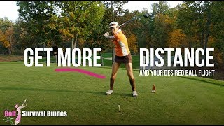If you want more pars, let's make sure you are maximizing distance ...