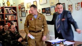 Награждение 27022016 медалью «25 лет вывода войск из Афганистана»  Ленинский(, 2016-02-29T11:50:26.000Z)