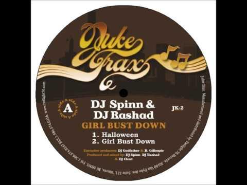 DJ Spinn & DJ Rashad - Halloween