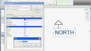 Drafting Symbols - The North Arrow