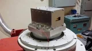 UPSat Vibration test - Y Axis