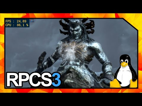 Download Rpcs3 God Of War 3 Major Performance Improvement 4k Ir