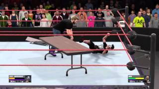 wwe 2k16 gts grim vs jimmy controversy for the youtube wrestling fiqures heavyweight championship