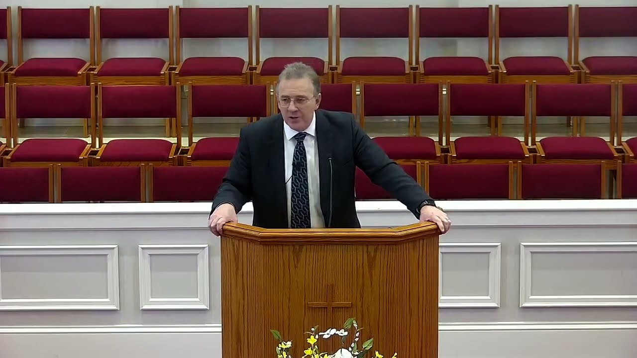 Canton Baptist Sunday Service 4-11-21