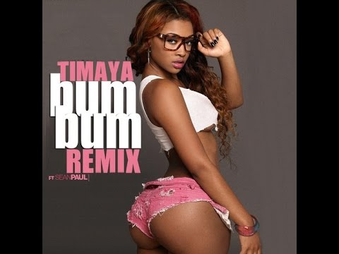 Timaya Ft. Sean Paul - Bum Bum [Lyrics 2015]