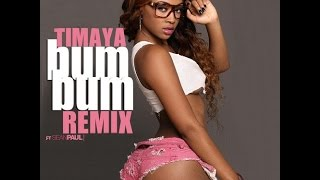 Timaya Ft. Sean Paul - Bum Bum (Lyrics 2015)