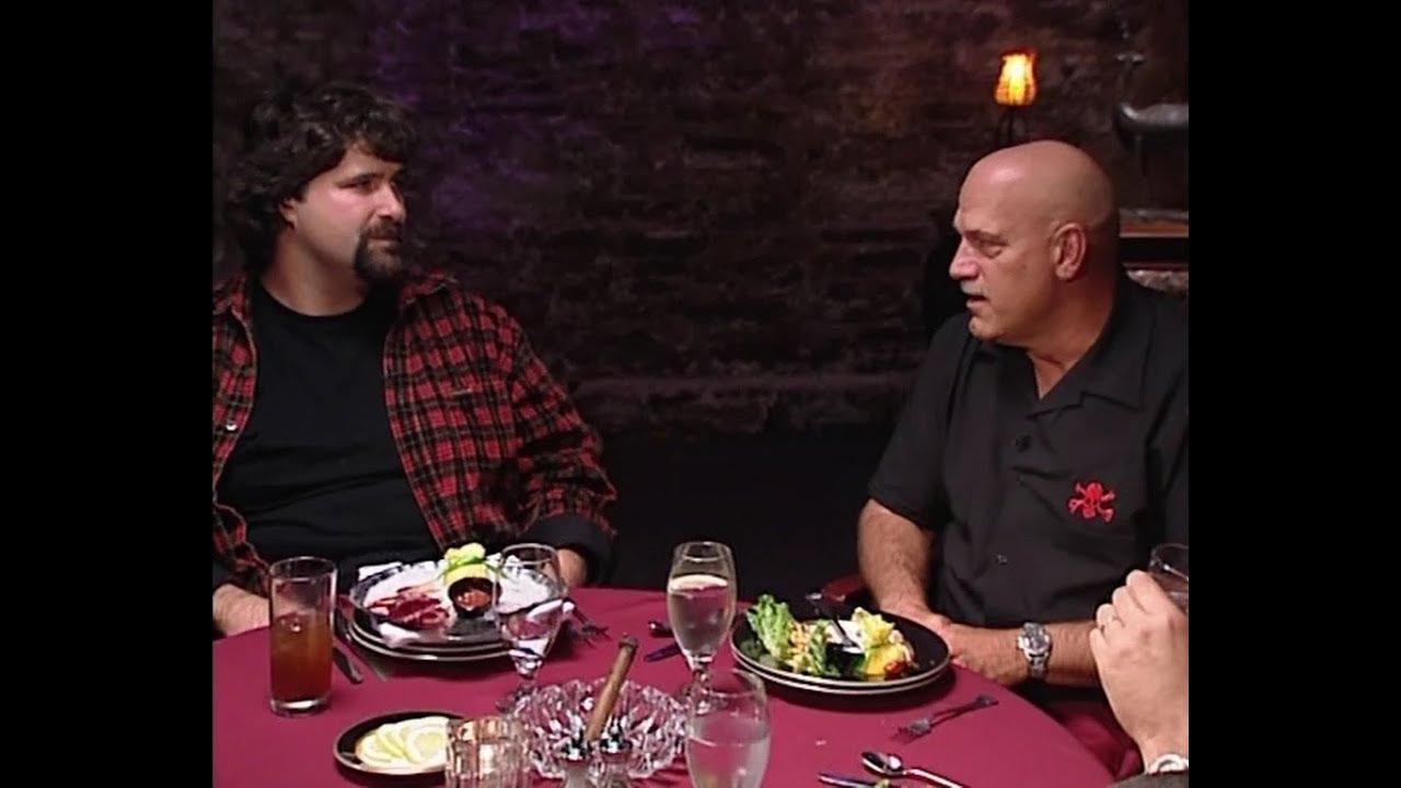 Download WWE Beyond The Mat - Dinner With Gov. Jesse Ventura & Mick Foley