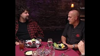 WWE Beyond The Mat - Dinner With Gov. Jesse Ventura & Mick Foley