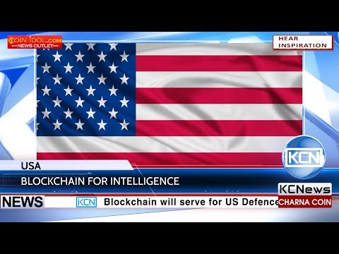 KCN Corporate blockchain based chatting platform for US Intelligence