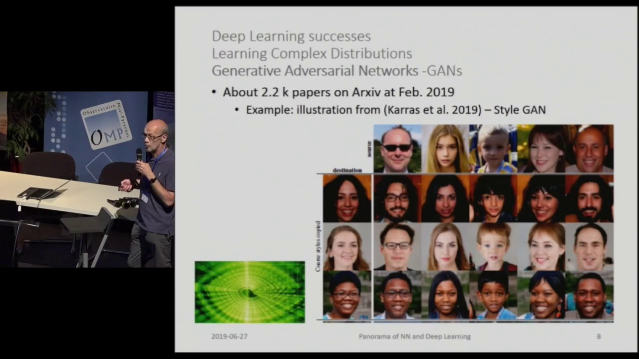 DL4ESS (Deep Learning for Earth and Space Sciences