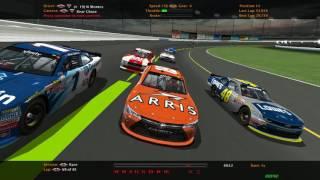 TRES LADO A LADO ( NASCAR REVOLUTION LEAGUE )
