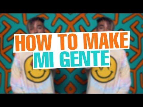 "How To Make ""Mi Gente"" - J. Balvin [FREE ABLETON RACK]"