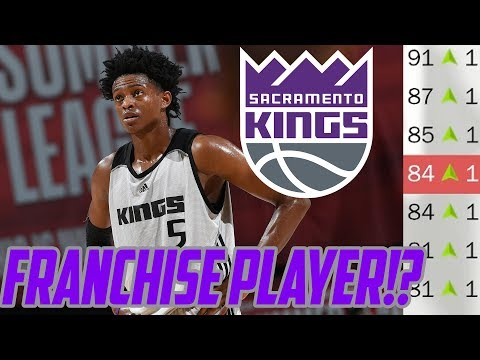 FRANCHISE PLAYER!? Sacramento Kings Rebuild! NBA 2K18