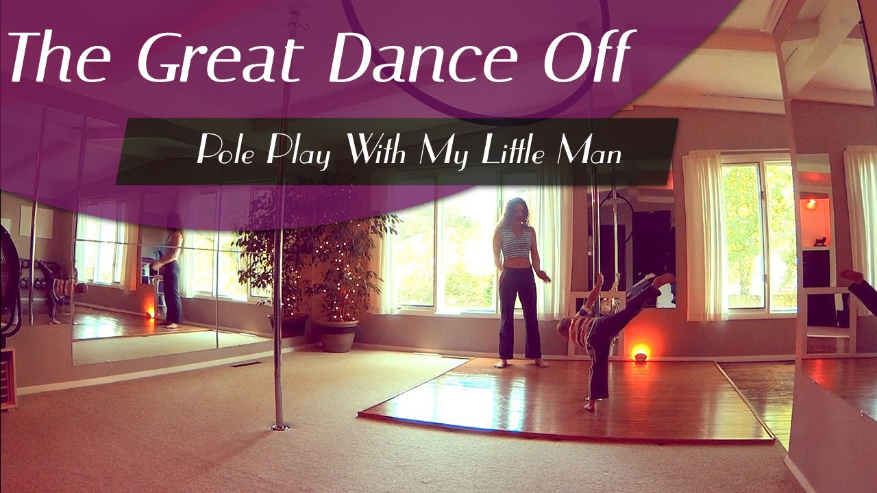 Download The Great Dance Off : Pole Play With Little Man