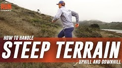 Trail Running Tips | How To Handle Steep Terrain