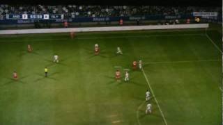 PES2012 - RSC Anderlecht - Olympiakos (2th half) using NESA24 GAMEPLAY PATCH V1.8 (testversion)