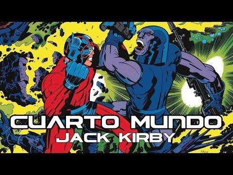 el-cuarto-mundo-de-jack-kirby