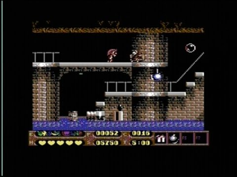 ROLLING RONNIE (C64 - FULL GAME)