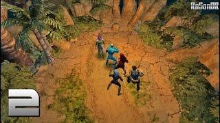 X-Men Legends II (PSP) walkthrough part 2