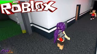 LOS ABANDONO Y ME SALVO? | FLEE THE FACILITY ROBLOX | CRYSTALSIMS
