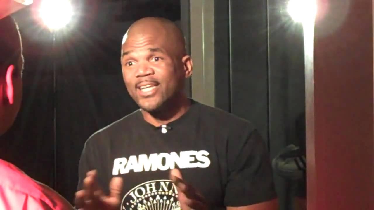 Darryl McDaniels of Run-D.M.C. talks about the Rock Hall