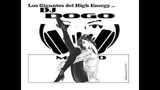 GIGANTES DEL HIGH ENERGY ( 2019 VOLUMEN 2 )