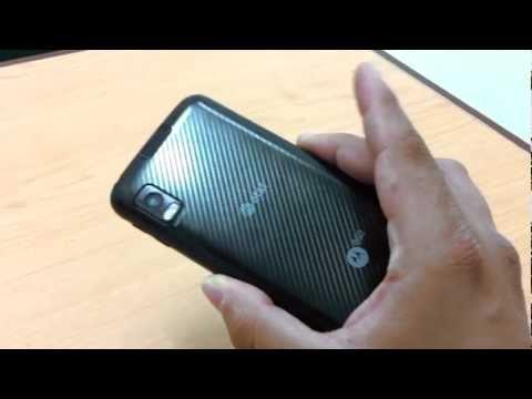 Review Motorola Atrix (Español)