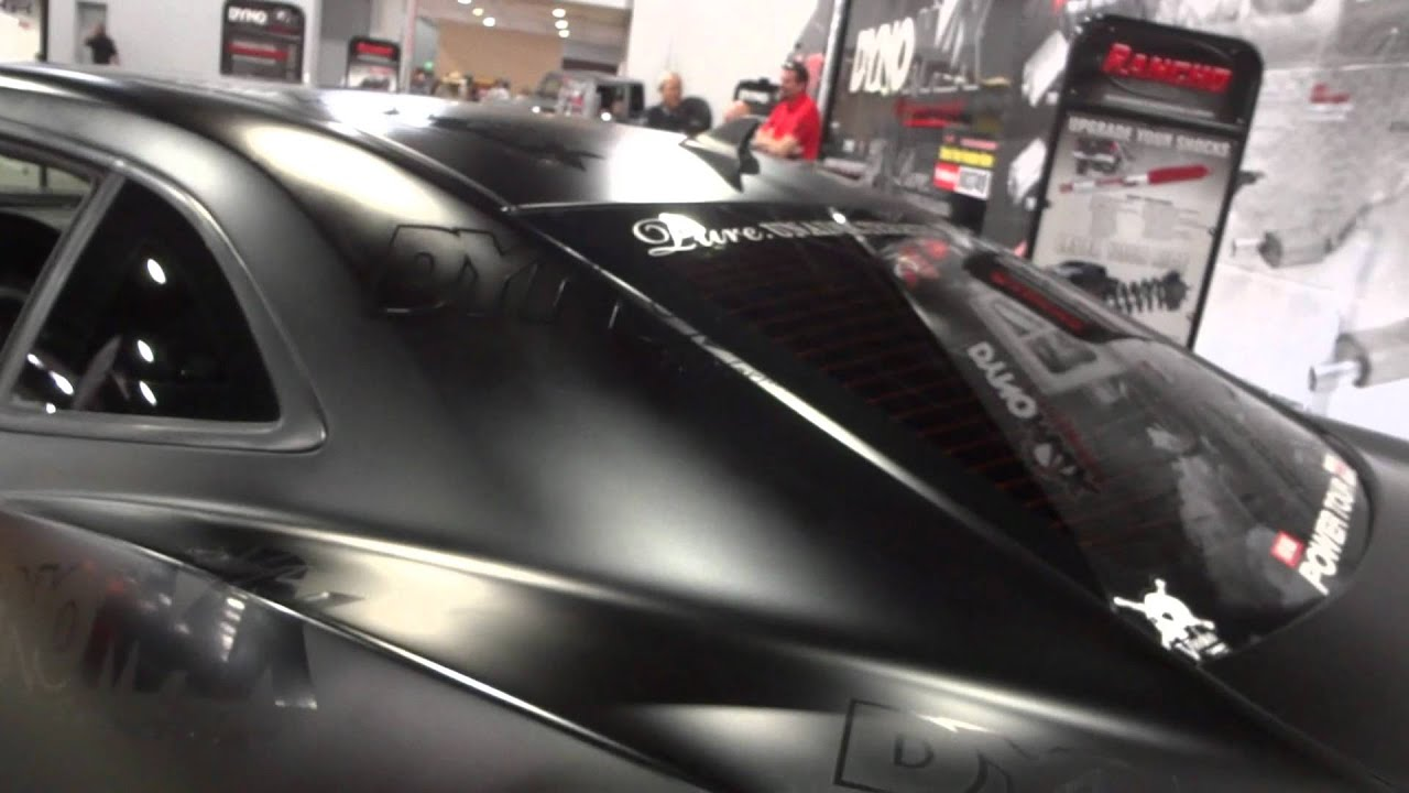 Matte Black Camaro Dynomax Youtube