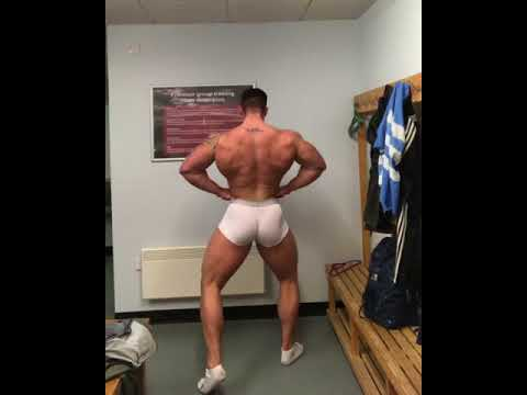 Craig Morton bulking up