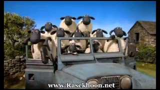 © 2014 jast the Cartoon  Shaun the Sheep 3
