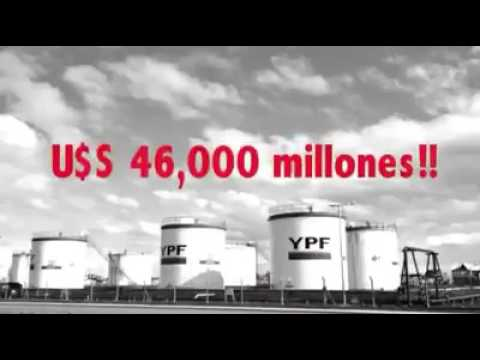 Repsol YPF la estafa más grande que llevó a cabo el kirchnerismo