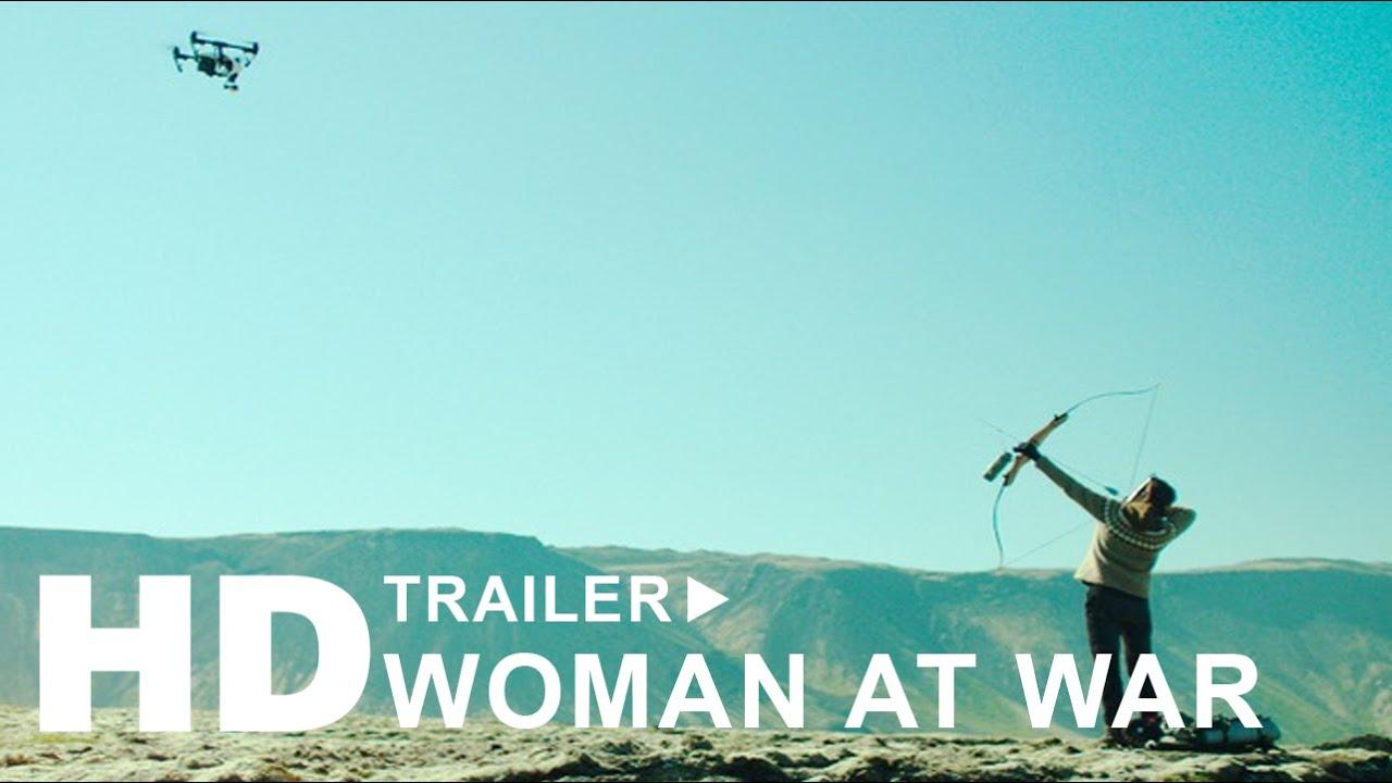 Woman At War officiell trailer HD 2018   svenska undertexter