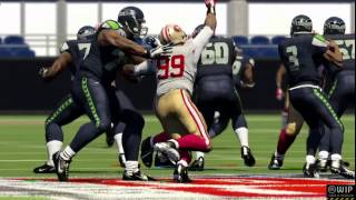 Madden 25 | Xbox One PS4 Gameplay Breakdown E3