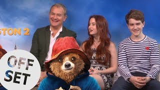 'Young people are killing marmalade!': The cast of Paddington 2 are on a mission to save marmalade