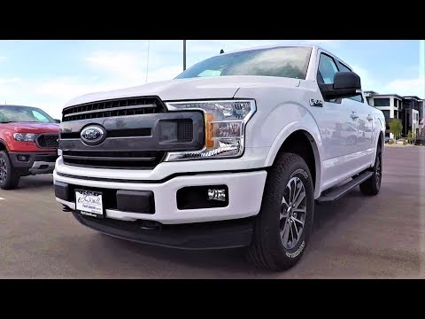 2019 Ford F-150 XLT Sport: The Best Looking F-150 XLT!