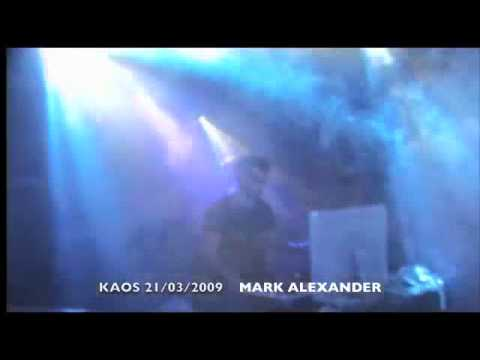 KAOS Leeds 21/03/09 part 1 Mark Alexander