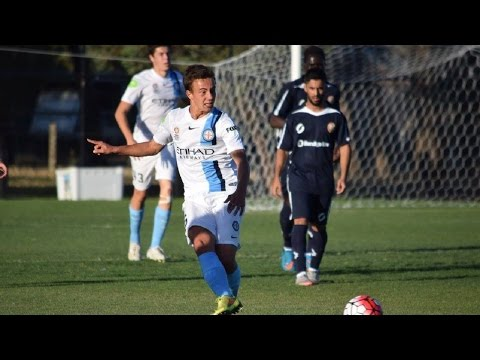 NPL Highlights: Melbourne City 3-0 Moreland Zebras