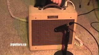 FENDER Bronco Amp Demo