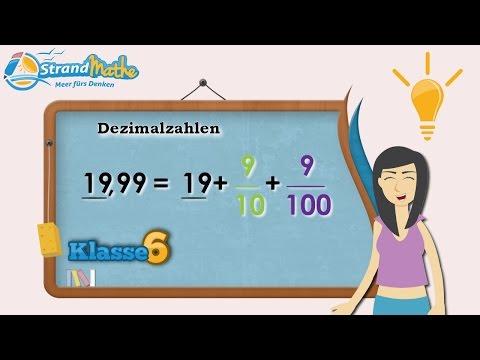 Dezimalbrüche addieren und subtrahieren from YouTube · Duration:  3 minutes 24 seconds