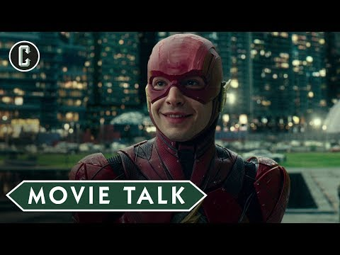 Will Flashpoint Be Too Comedic in Tone? - Movie Talk