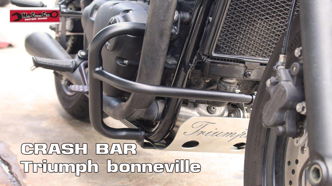 Hepco Becker Engine Guard Crash Bar Triumph Street Scrambler /'17